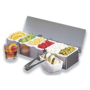 Condiment Prep and Storage