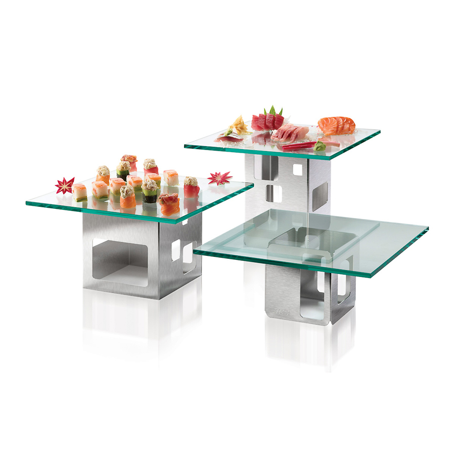 Buffet Display Stands & Risers