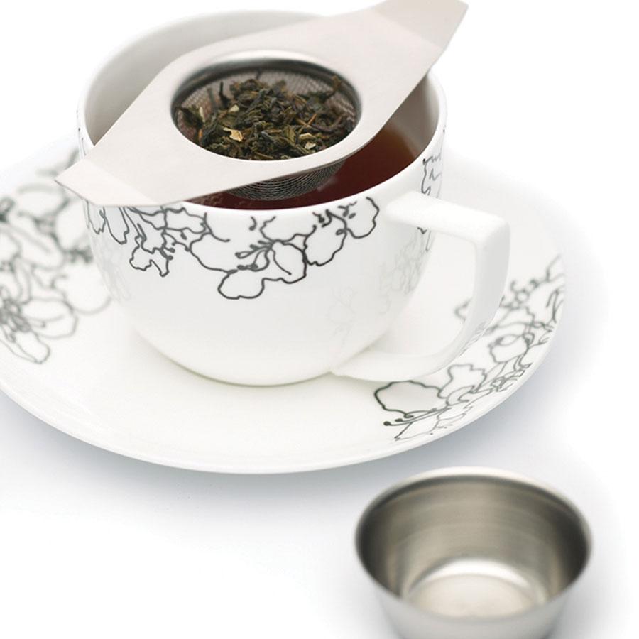 Tea Boxes & Strainers