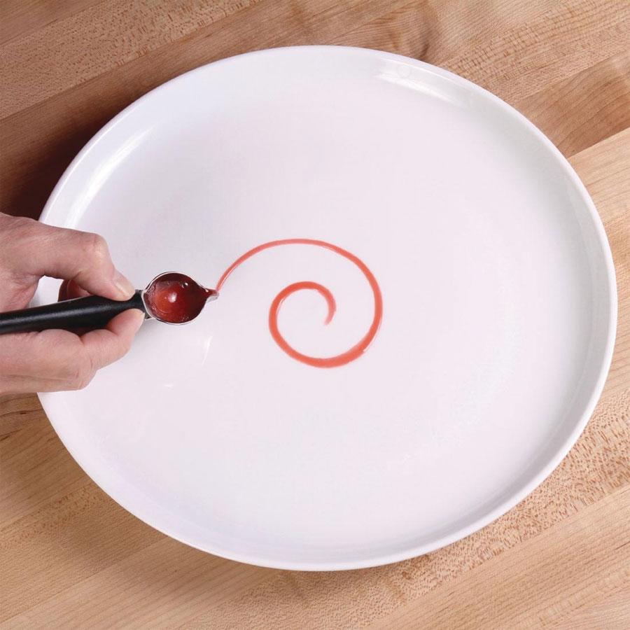 Wedges & Plating Spoons
