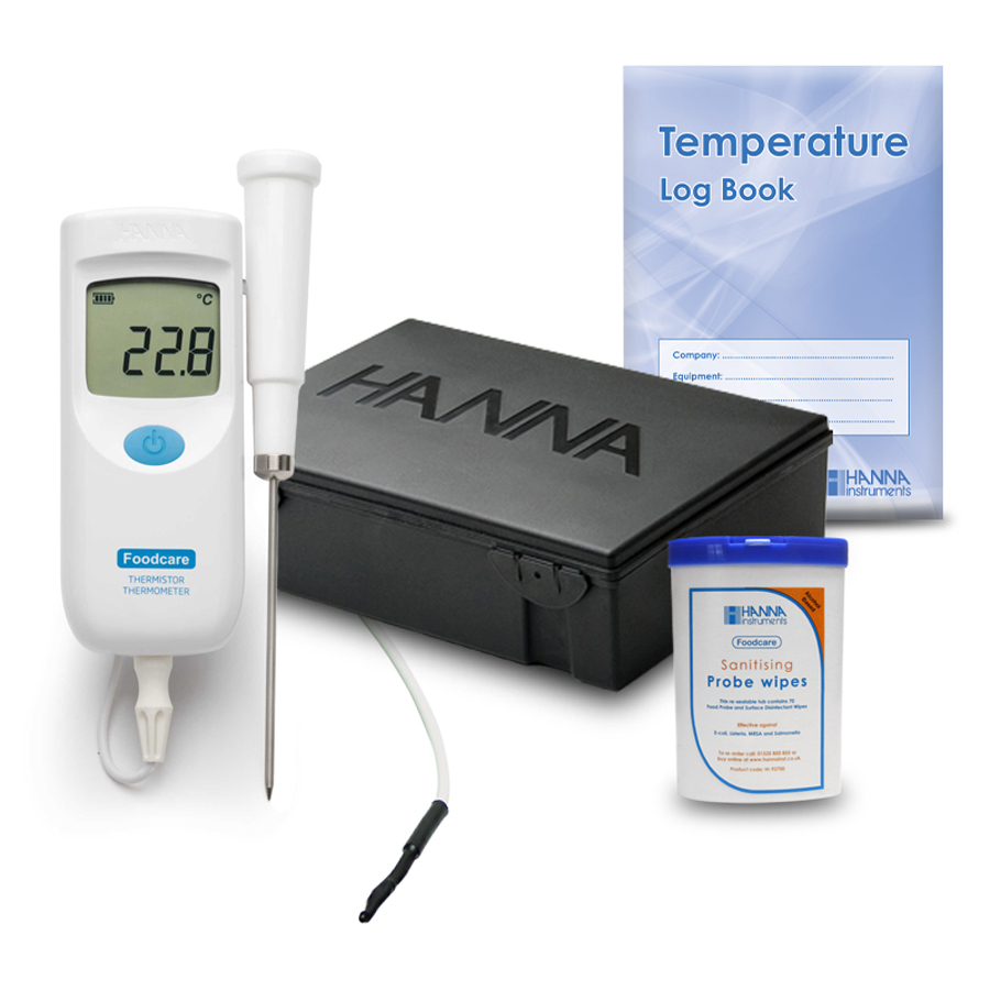 Waterproof Thermometers