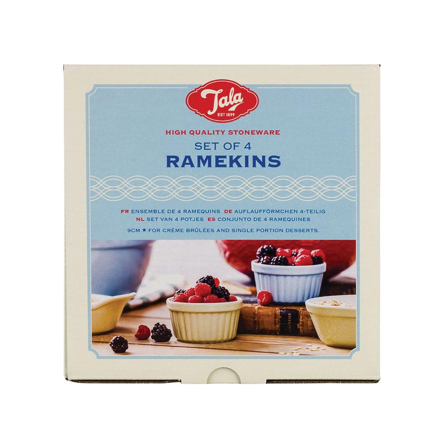 Moulds & Ramekins