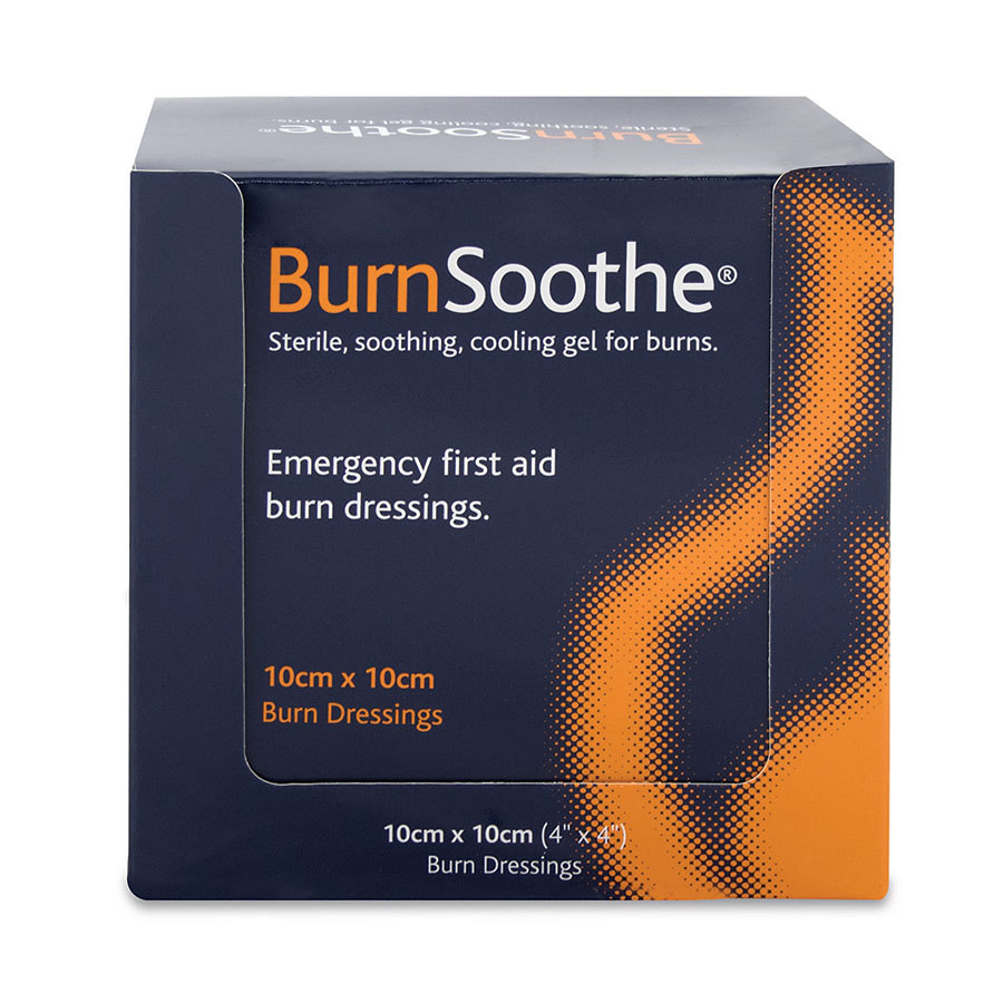 Burns Treatment Kit